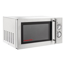 Caterlite Light Duty Microwave Oven with Grill
