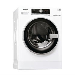 Whirlpool Commercial Washing Machine White 8kg