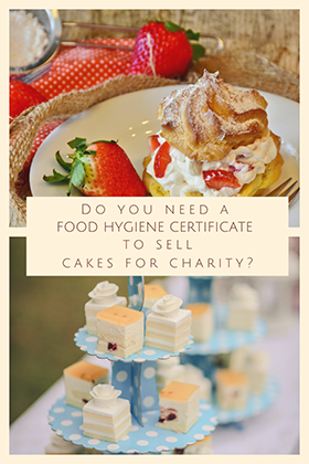 Do You Need A Food Hygiene Certificate To Sell Cakes For