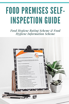 Food Premises Self-Inspection Guide for FHRS & FHIS
