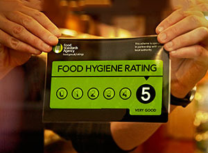 Do Food Hygiene Ratings Have to be Displayed?